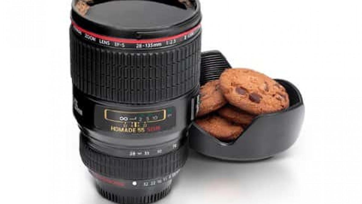 KGB Security Camera Mug Set
