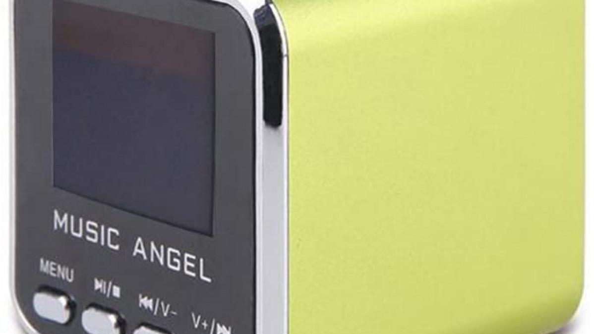 Mini MP3 Video Player LCD Display