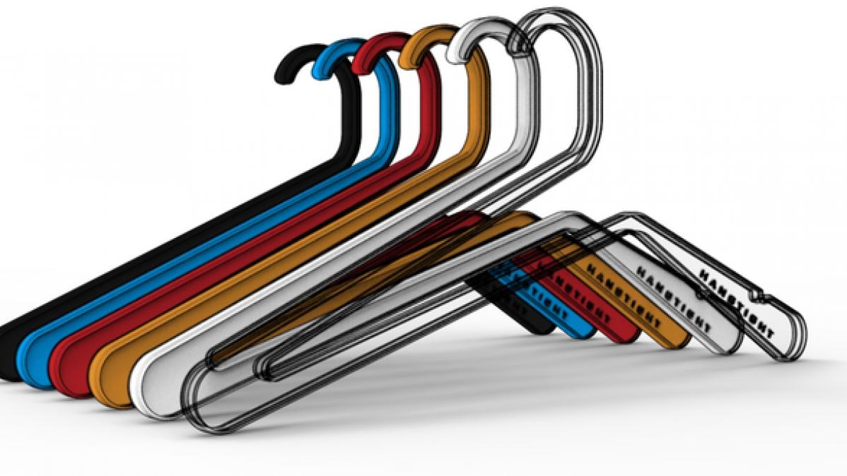 Introducing HANGtight – The Coat Hanger Reinvented