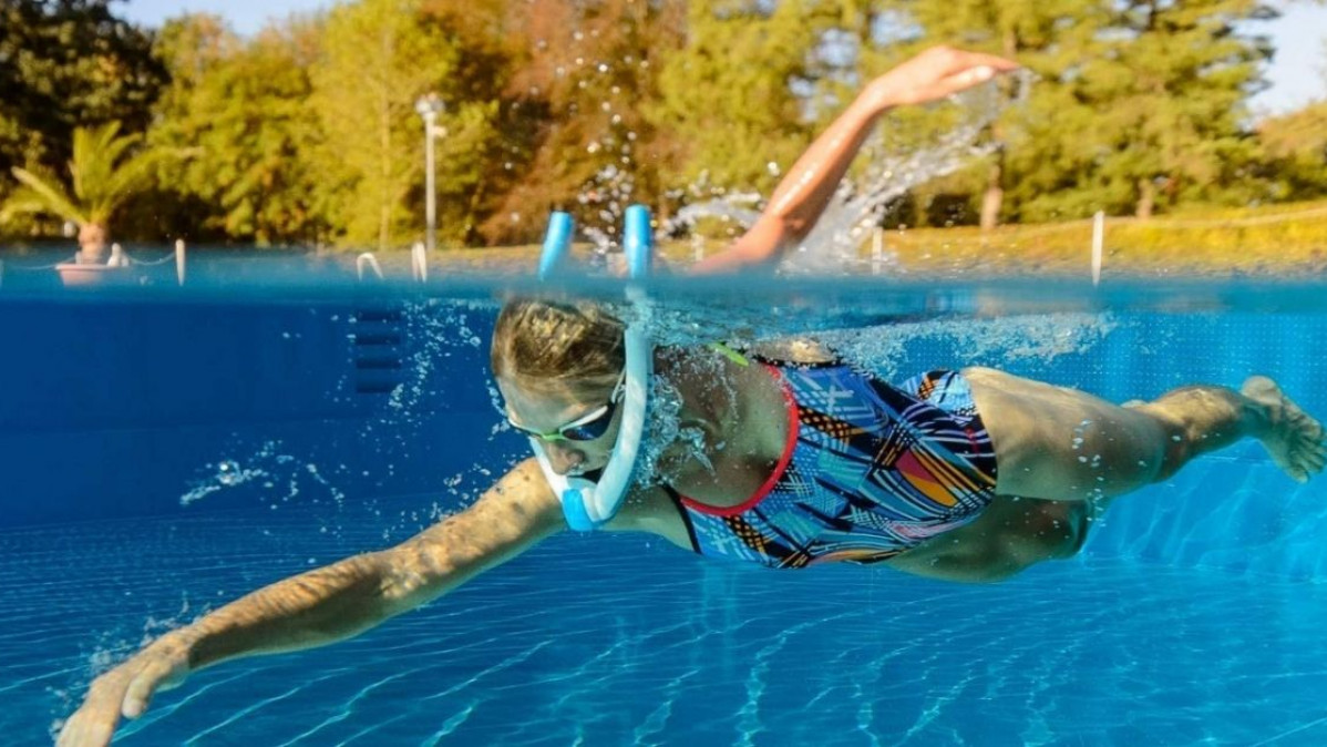 Powerbreather Form Fitting Snorkel