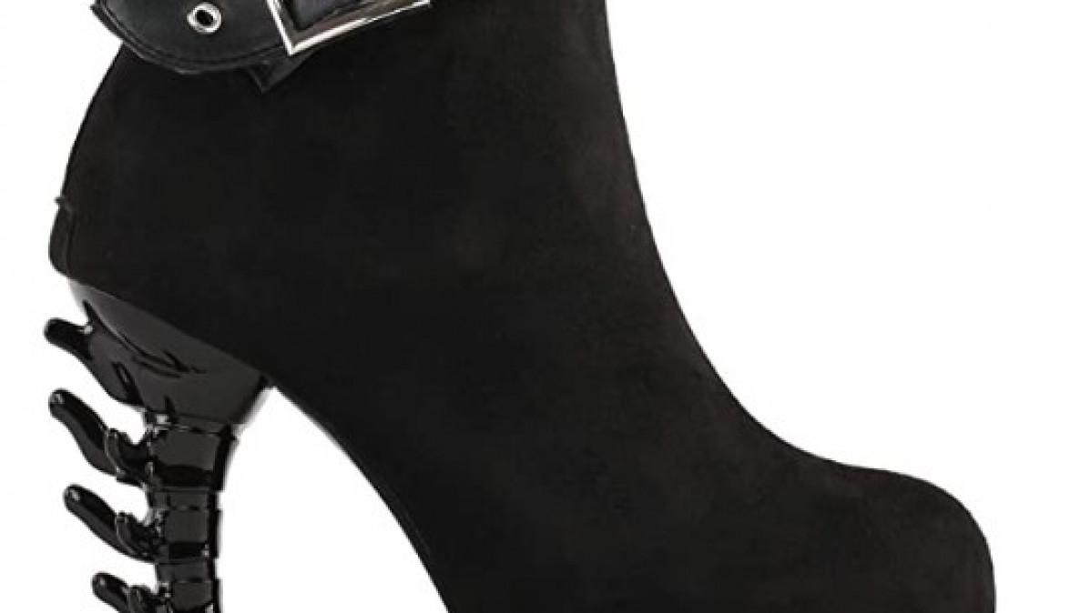 Punk Ankle Boots