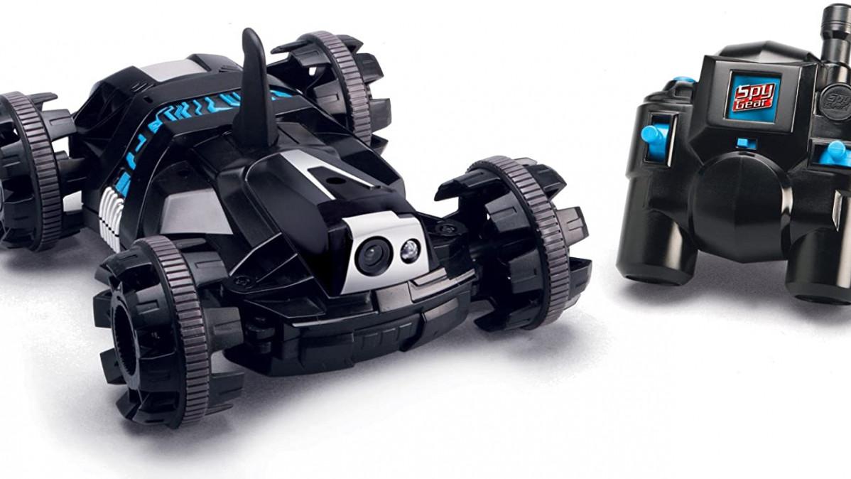 Spy Gear Video Car