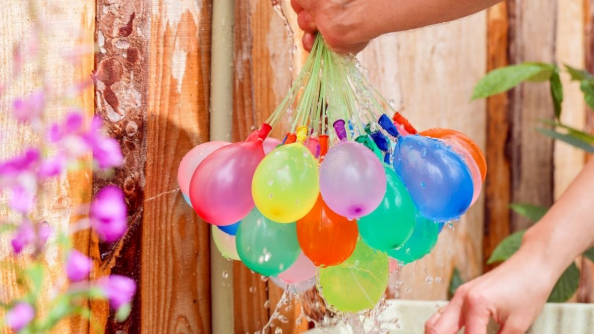 How To Win A Water Balloon Fight