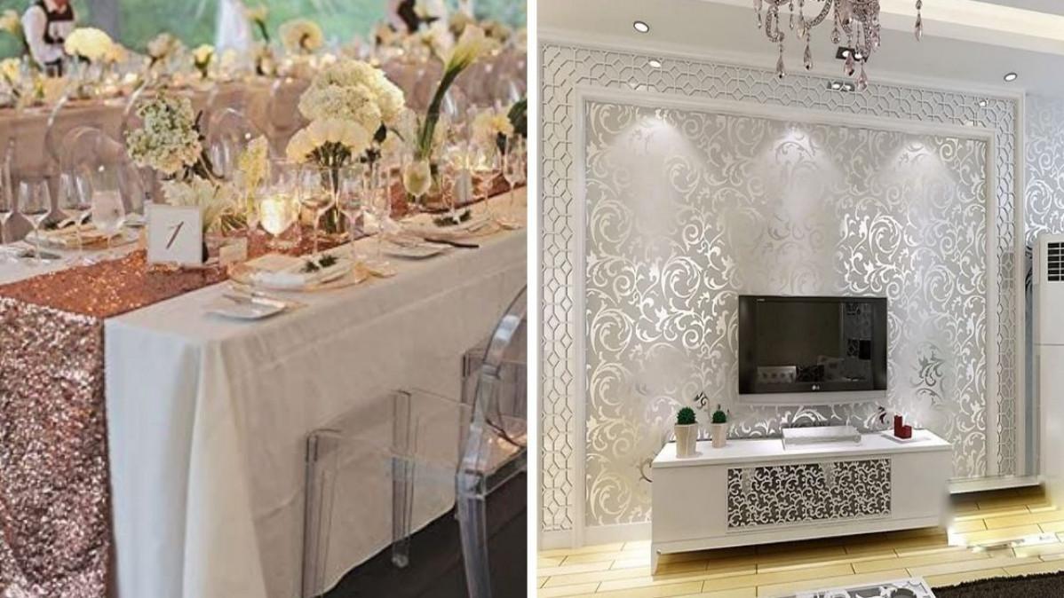7 Sparkly Home Decor Ideas