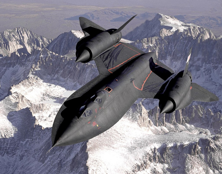 Top 10 Worlds Fastest Planes