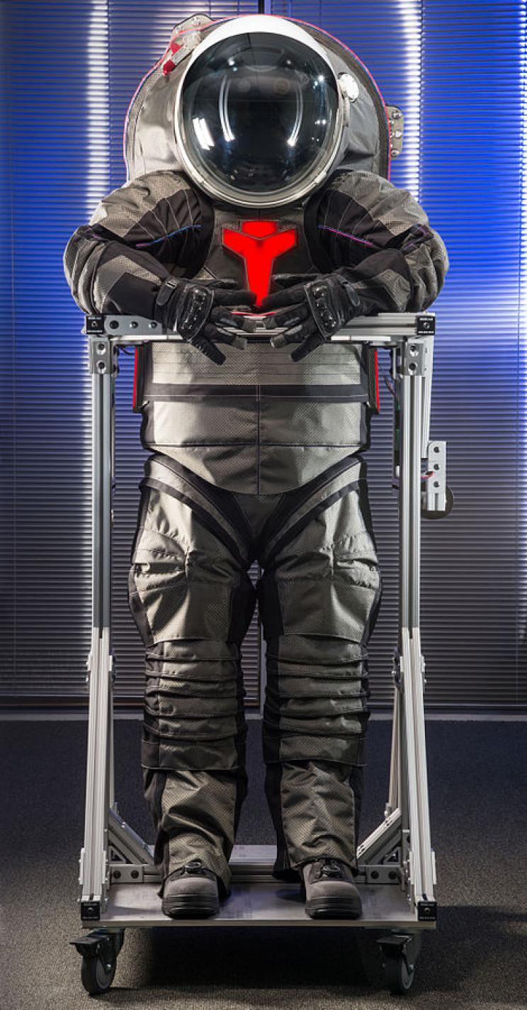 NASA's Mars Space Suit
