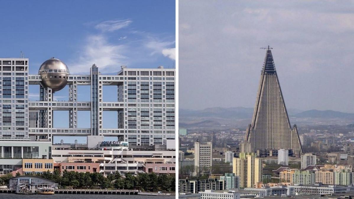 10 Fantastic Buildings