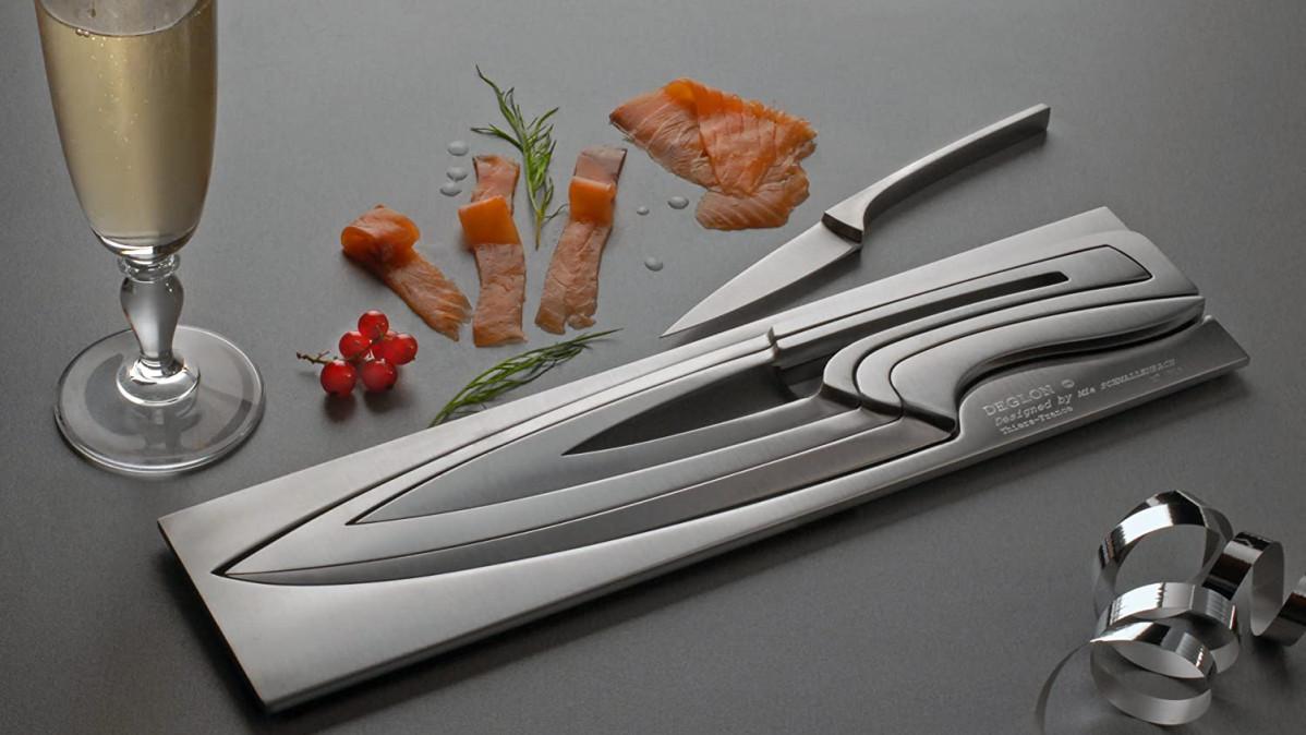 Contemporary Knife Set