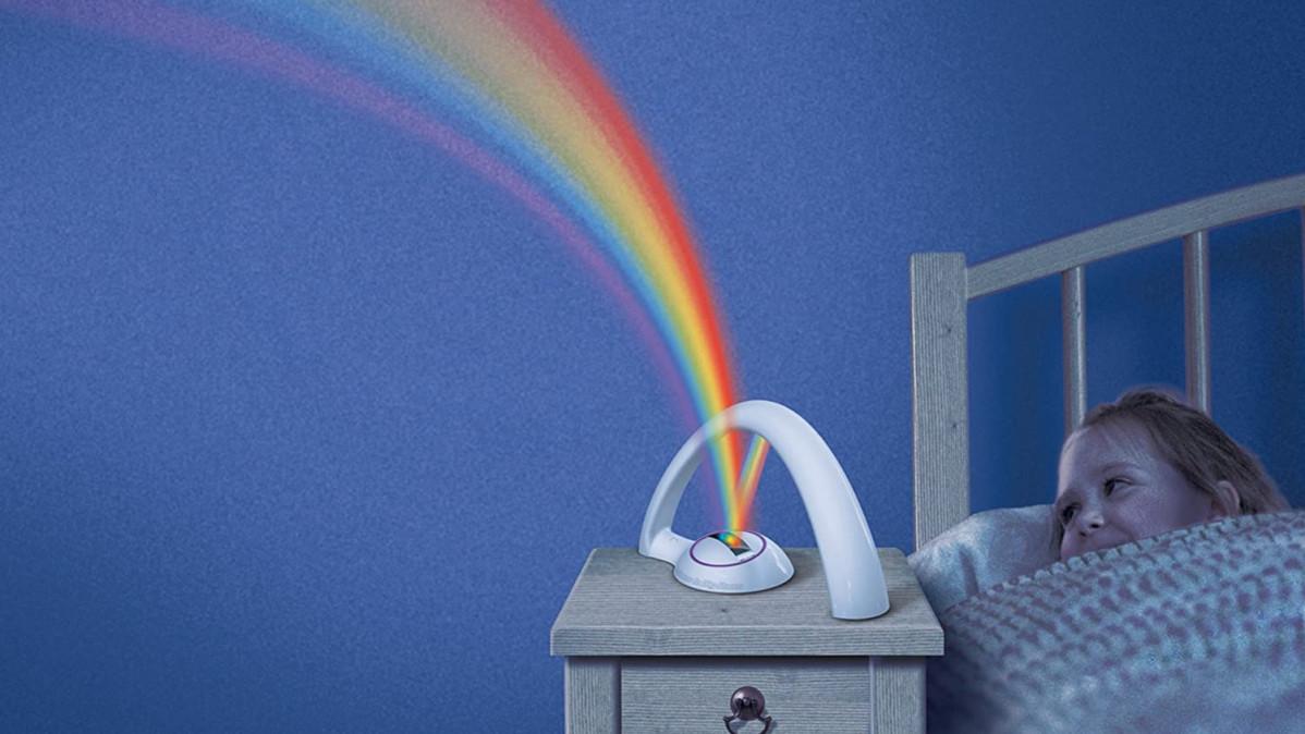 Rainbow in Room
