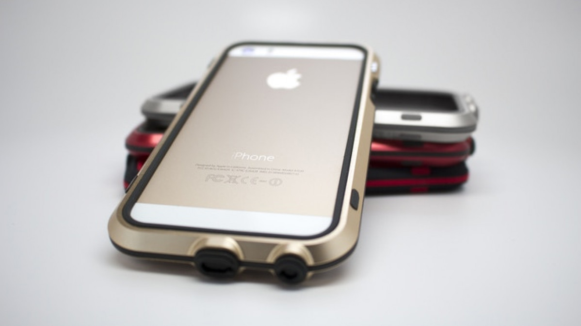 Bulletproof iPhone Armored Protection