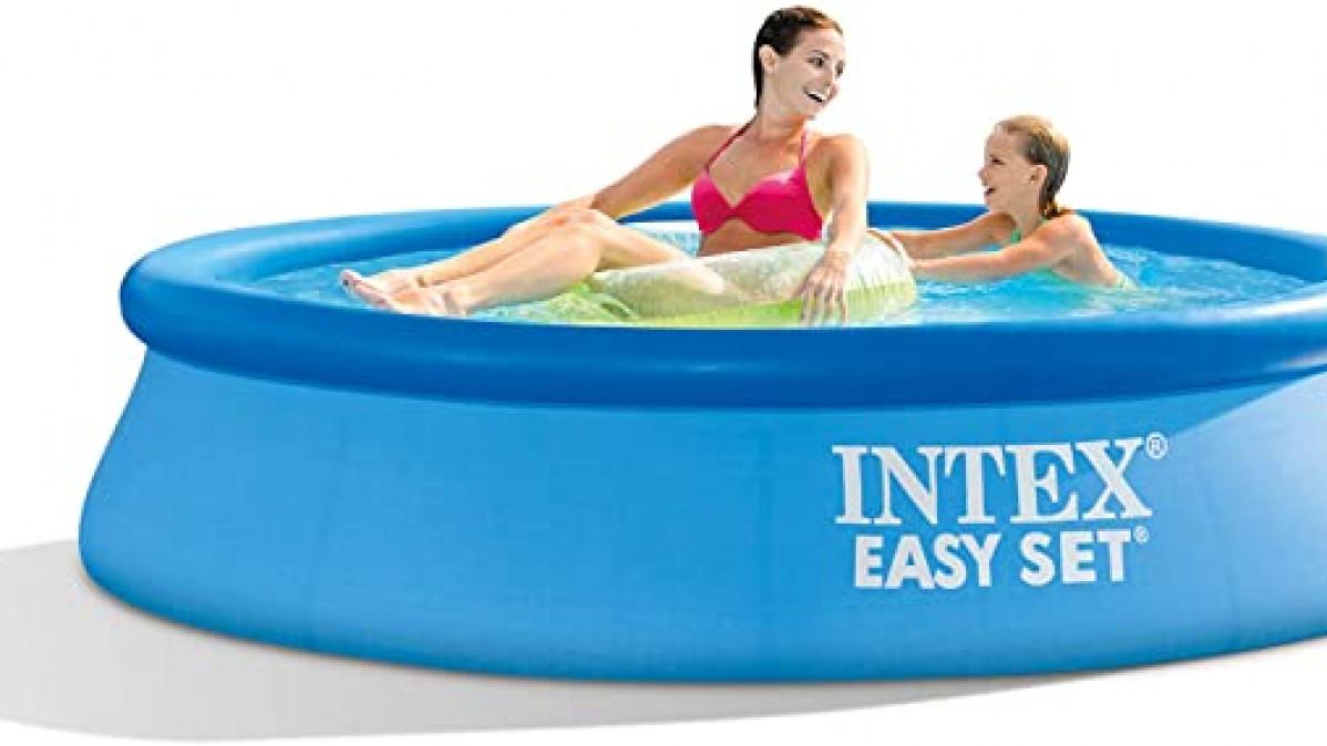 Round Pool Set for Family Fun