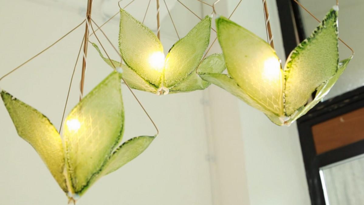 Man Made Biological Leaf